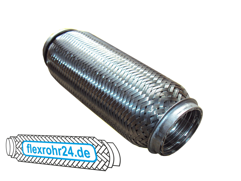 Flexrohr Flexstück flexibles Auspuffrohr zum schweißen