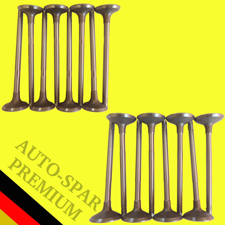 Ventil 8 x Einlass, 8 x Auslass M271 Mercedes 2710500627 271053601 C & E-Klasse