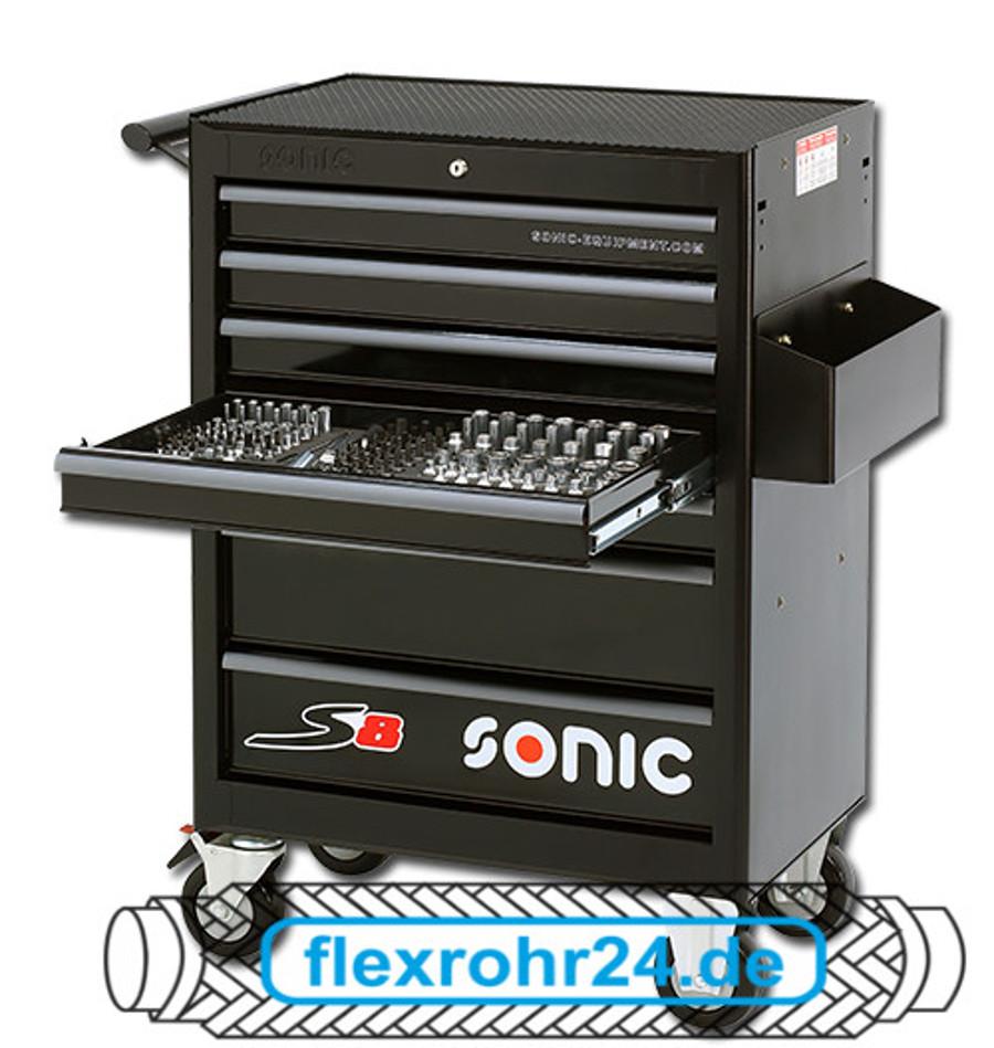 Werkstattwagen Sonic S8 285tlg.