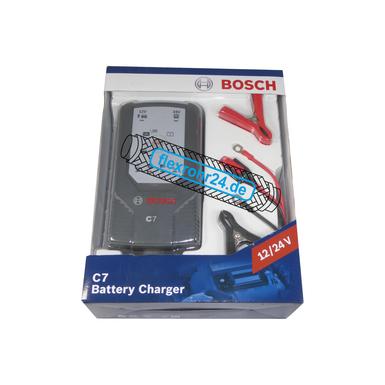 Bosch Ladegerät C7+