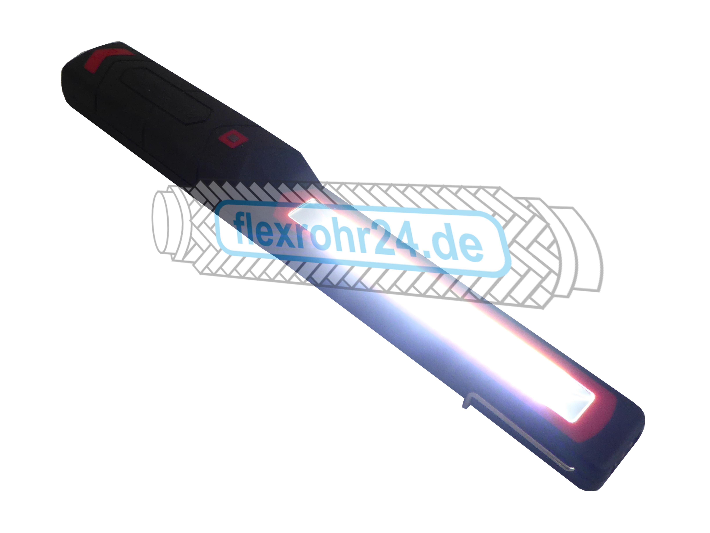 COB LED HANDLAMPE für die Werkstatt mit AKKU , Werkstattlampe , Arbeitsleuchte